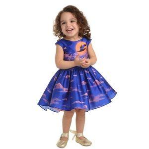 Disney X Pippa & Julie Aladdin High Low Dress
